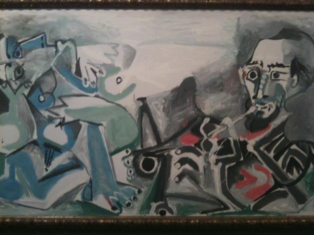Pablo Picasso art stage singapore