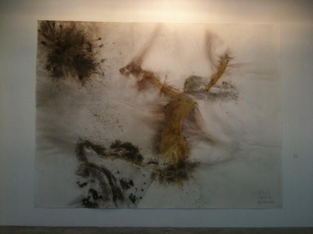 Cai GuoQiang Dancer Calice 2009