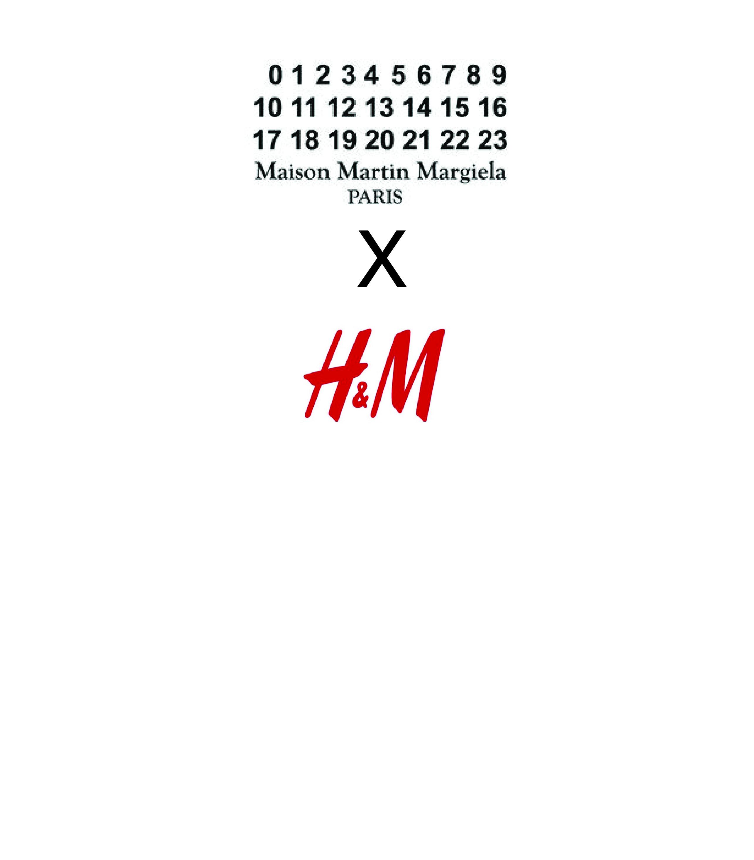 official photos 5ea34 85121 H&M X Maison Martin Margiela | Fashionartisan's Blog