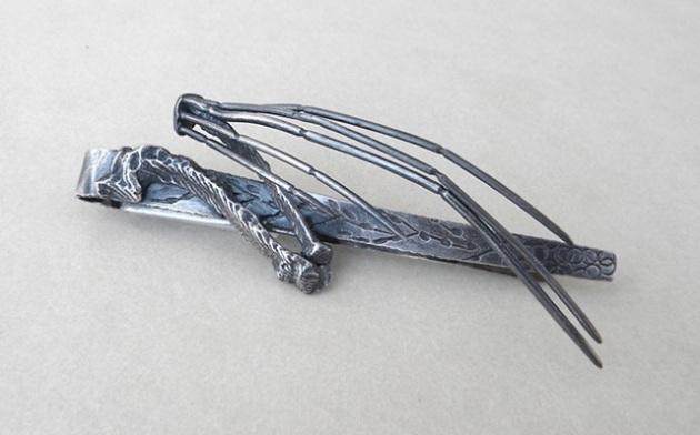 Tie clip for David